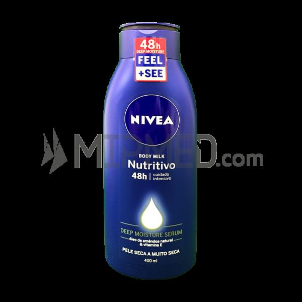 Nivea Body Milk Nourishing - 400ml