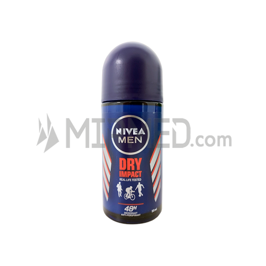 Nivea Men - Roll-On Dry Impact - 50ml