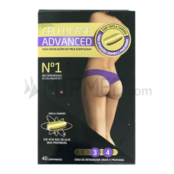 Cellulase Advanced - 40 Tablets