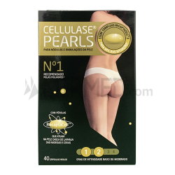 Cellulase Gold Pearls - 40 Tablets