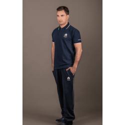 Blue Short Sleeve Polo Shirt (Ref. 036)