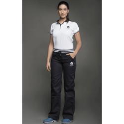 White Short Sleeve Polo Shirt (Ref. 108)