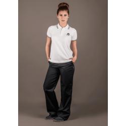 White Short Sleeve Polo Shirt (Ref. 013)