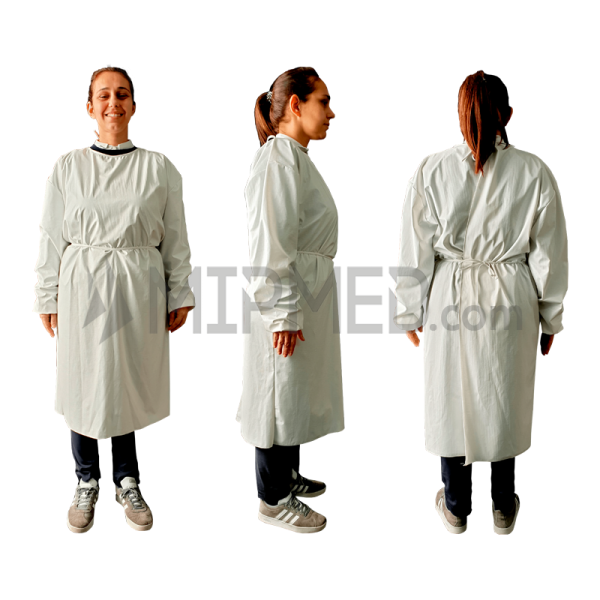 Waterproof Reusable Gown - 25 washes