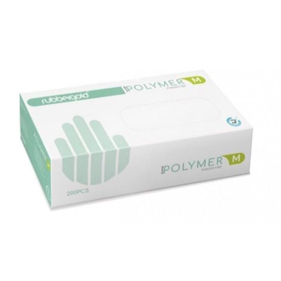 Polymer Gloves - Powder Free - 200 units