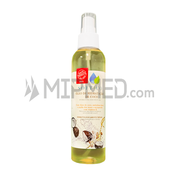 Coconut Hydration Oil