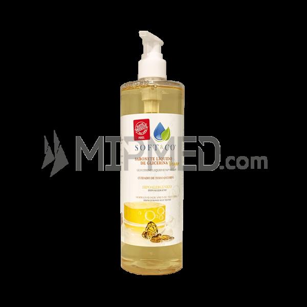 Soft & Co Glycerin Liquid Soap - 500ml