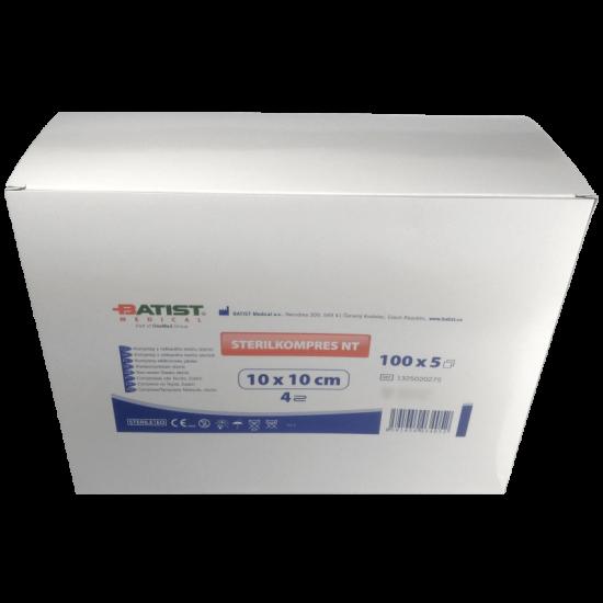 Sterilized Non Woven Swabs - 10x10cm - 500 units
