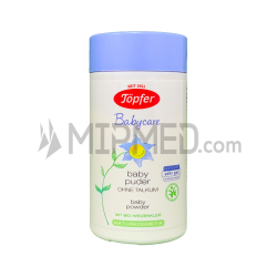 Absorbent Powder with Wheat and Calendula for Baby Topfer - 75g