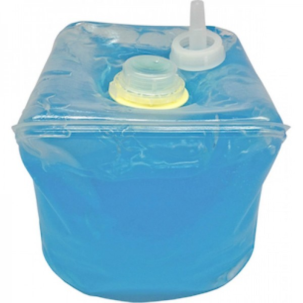 Gel for Ultrasounds - Blue - Flexible Packaging - 5 Kg