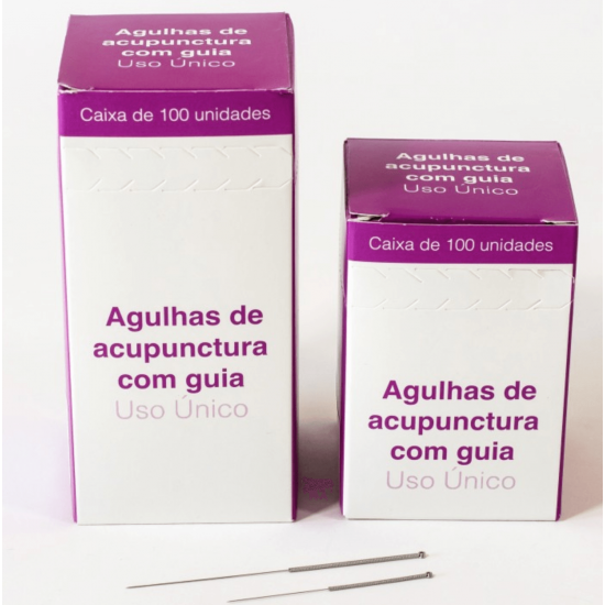 Low Cost Needles with Guide