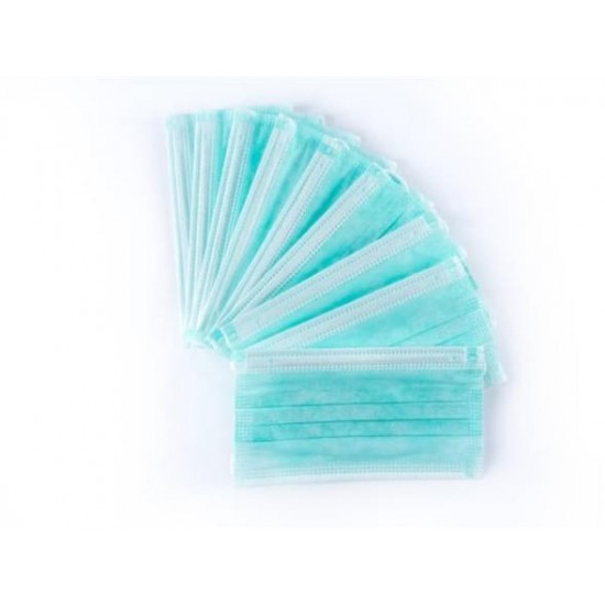 Triple Layer Surgical Masks - 98% - 50 units
