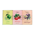 Fruit Soap Pack (Strawberry, Lime and Passion Fruit) - 100g