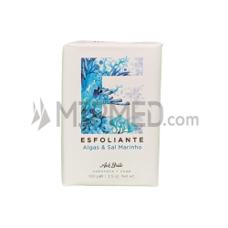Exfoliating Soap Seaweed and Sea Salt - 100g