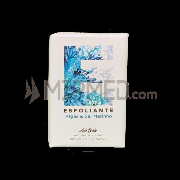 Exfoliating Soap Seaweed and Sea Salt - 100g