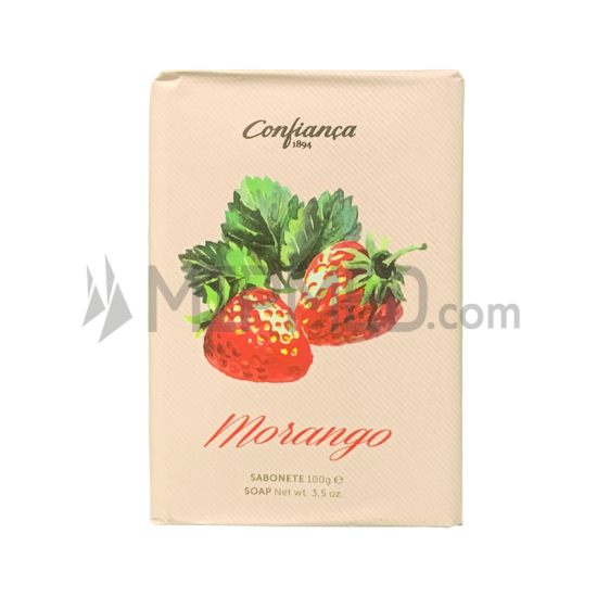 Strawberry Soap - Confidence - 100g