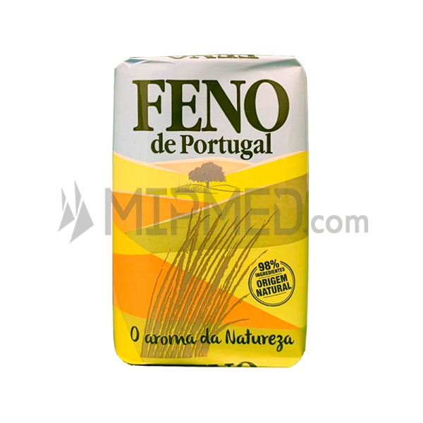 Hay soap from Portugal
