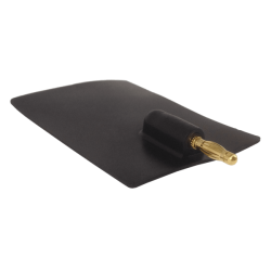 Selenix Male Reusable Electrode -  8,5x6 cm - 4mm