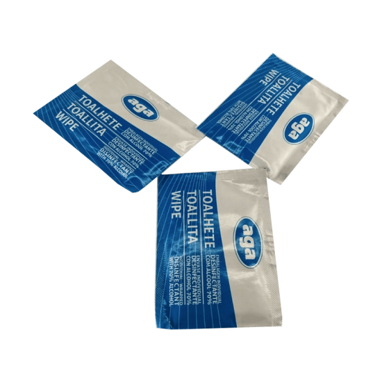 Disinfectant Wipe with 70º Alcohol Wipe