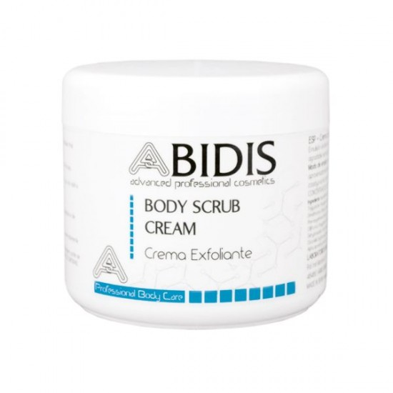 Body Scrub Cream - Abidis -500ml