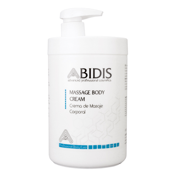 Abidis Body Massage Cream - 1000ml