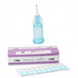 Agulhas de Mesoterapia Luer - 32G - 4mm e 6mm