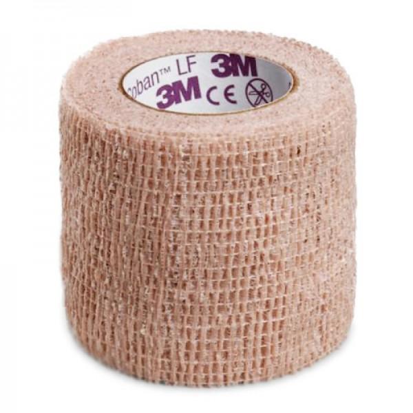 Ligadura de Fixação Elástica Coesiva - 3M Coban - 7,5cm x 4,5m