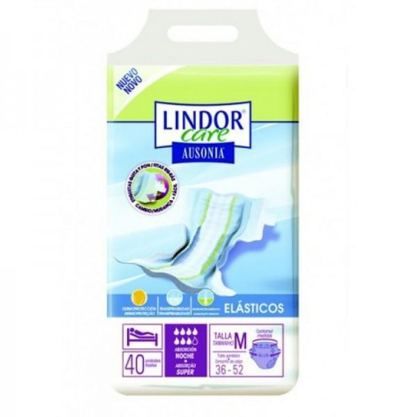 Lindor Care - Diapers - Super - Size M - 40 units