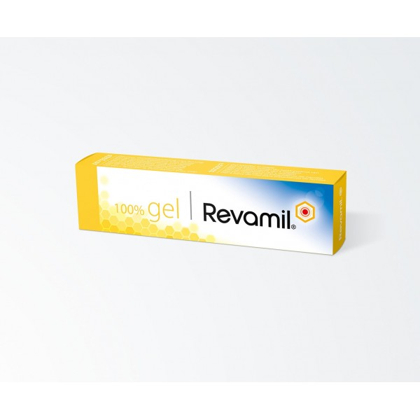 REVAMIL WOUND GEL - 18g