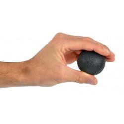 Silicone Exercise Balls - Black Ball - Extra Firm