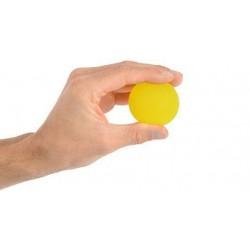 Silicone Exercise Balls - Yellow Ball - Extra Soft