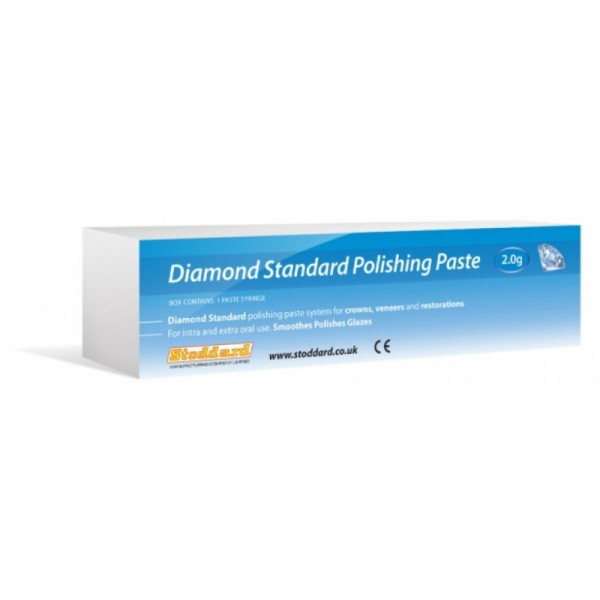 Diamond Standard Polishing Paste
