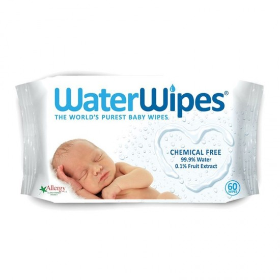 Waterwipes Baby Wipes – 60 units