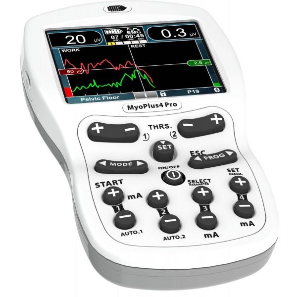 Neurotrac Myoplus 4 Pro -  Electrostimulation and Biofeedback