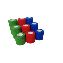 Cohesive bandage -  10 cm x 4.5 m