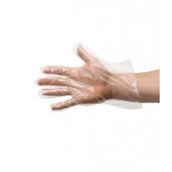 Polyethylene Gloves - 100 units