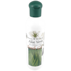 Refreshing Gel With Aloe Vera and Olive Oil  - 200ml