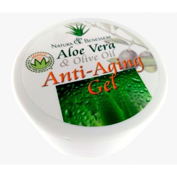 Gel Anti Idade com Aloe Vera - 100ml