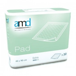 AMD - Bed Liners - 60x90cm - 30 units