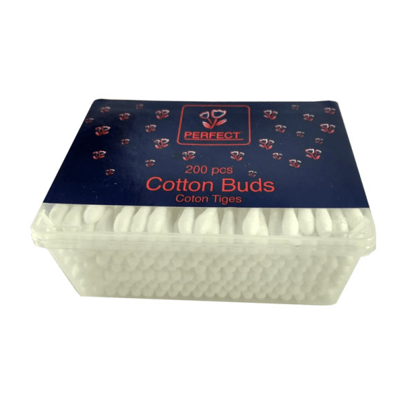 Cotton Tips – 200 units