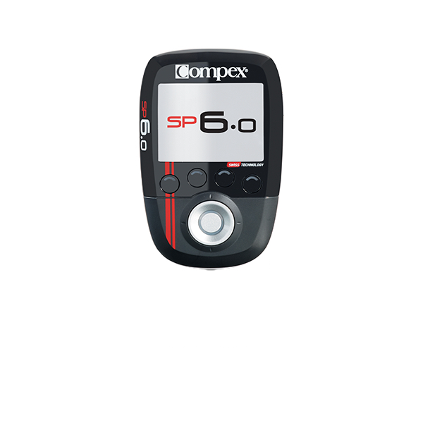 Compex Electro Stimulator for Sport - SP 6.0