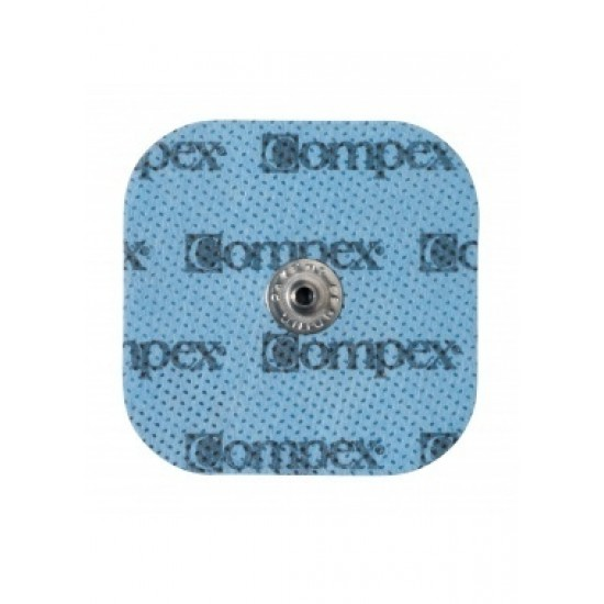 Compex EasySnap Electrodes - 5x5cm (1 connection) - 4 units