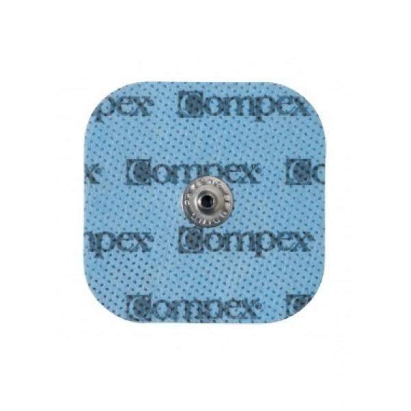 Compex EasySnap Electrodes - 5x5cm (1 connection) - 4 units