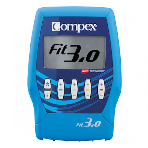 Compex Electro Stimulator for Fitness - Fit 3.0