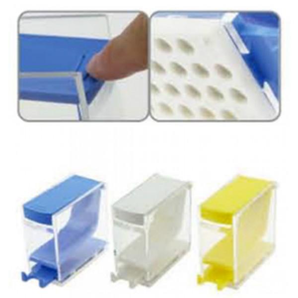 Cotton Rolls Dispenser - Press Type