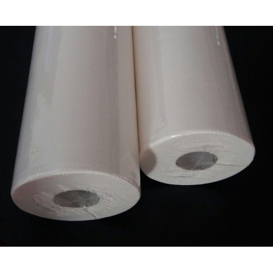 Bed Sheet Roll - Laminated Double Sheet 38g - 60cm x 80m - 6 units