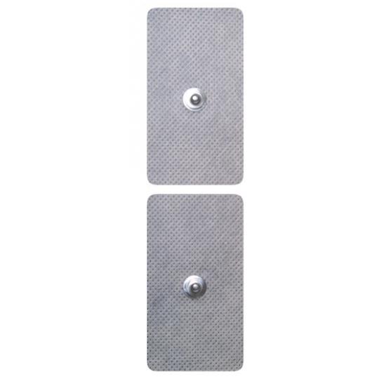 Adhesive Pre-Gelled Electrodes Snap - 5x10cm - 4 units