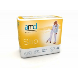 Diapers AMD - Slip Extra - Large Size - 20 units