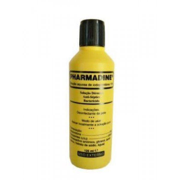 Dermal Iodopovidone 10% - 125ml