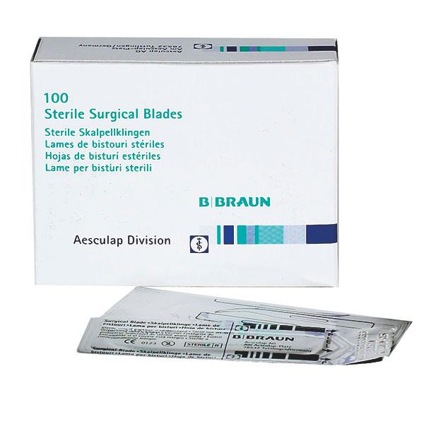 Bisturi Blades - B. Braun - 100 units